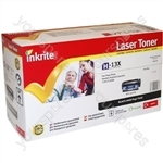 Inkrite Laser Toner Cartridge compatible with HP 1300 Black (Hi-Cap)