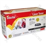 Inkrite Laser Toner Cartridge compatible with HP 3500 3700 Black