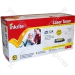 Inkrite Laser Toner Cartridge compatible with HP 3500Y Yellow