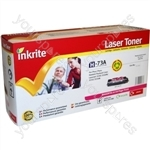 Inkrite Laser Toner Cartridge compatible with HP 3500M Magenta