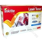Inkrite Laser Toner Cartridge Compatible with HP Colour LaserJet 4700 Cyan
