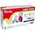Inkrite Laser Toner Cartridge Compatible with HP Colour LaserJet 3600 3800 Black