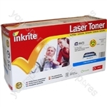Inkrite Laser Toner Cartridge Compatible with HP Colour LaserJet 3600 Cyan