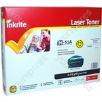 Inkrite Laser Toner Cartridge compatible with HP LaserJet P3005 / M3027 / M3035 Black