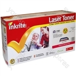 Inkrite Laser Toner Cartridge Compatible with HP Colour LaserJet 3800 Magenta
