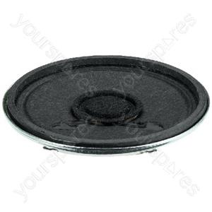 Mini Flat Speaker - Miniature Flat Speaker, 8ω