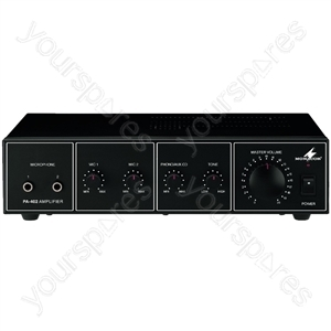 PA Amplifier - Mono Pa Mixing Amplifier
