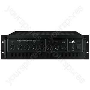 PA Amplifier - Mono Pa Mixing Amplifier