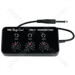 Microphone Mixer - Microphone Mixer