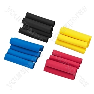 Shrinking Tube Assortment - Heat Shrink Sleeving Assortments