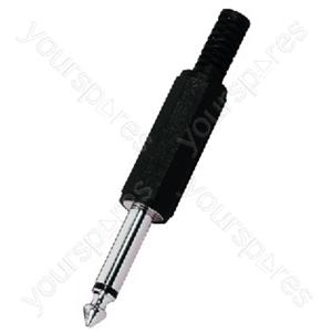 Plug - 6.3mm Plug