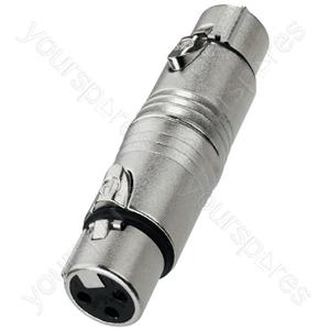 Adaptor - Neutrik Adapter Xlr/xlr