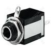 Jack Socket - 6.3mm Stereo And Mono Panel Jacks