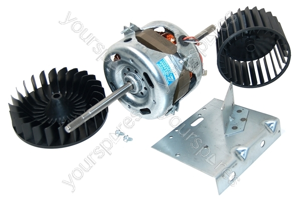 Spin Dryer Parts : Creda t cw tumble dryer motor kit c by hotpoint