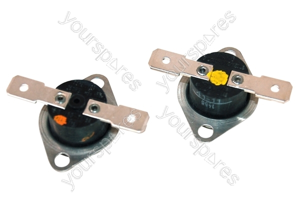 Spin Dryer Parts : Indesit blaissi tumble dryer thermostat kit c by