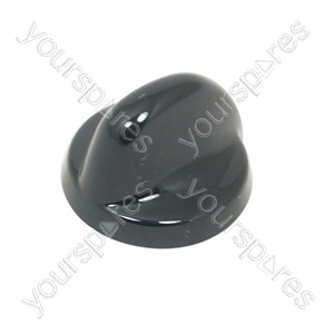 Belling Black Cooker Control Knob