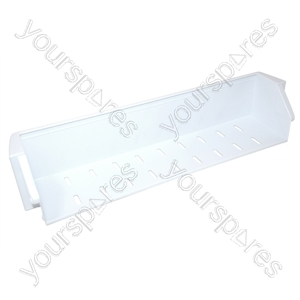 Indesit White Fridge Door Bottle Shelf