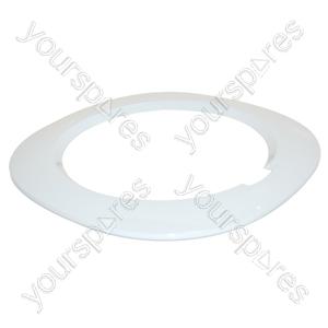 Ariston Washing Machine Outer Door Frame (White)