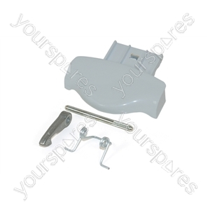 Ariston White Washing Machine Handle Kit