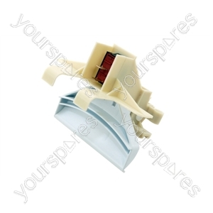 Ariston Door Catch Mechanism Assembly - White