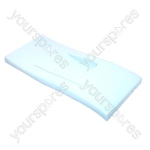 Indesit White Freezer Drawer Panel