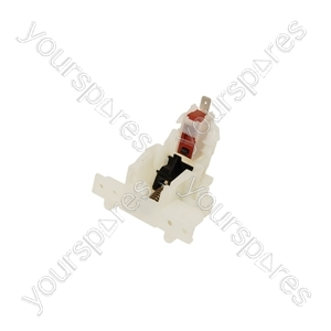 Indesit Dishwasher Door Locking Assembly