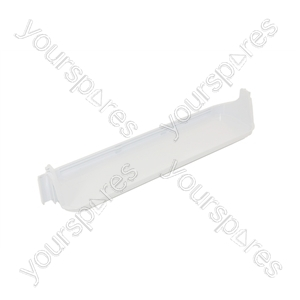 Hotpoint White Fridge Bottle & Door Shelf Base