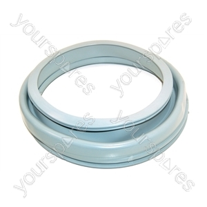 Indesit Washing Machine Door Seal - Sprung Band Version