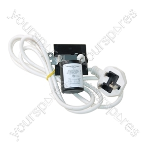 Hotpoint WT761 Washing Machine Mains Cable & Filter