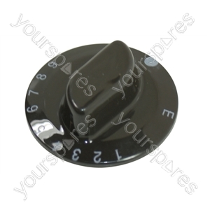 Hotpoint Brown Oven Control Knob