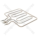Belling HYGENA Grill/Oven Element C/W Fixing Clips Spares