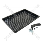 Universal Grill Pan Assembly - 380 x 280 mm