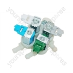 Indesit 4 Way Cold Valve