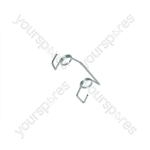 Hotpoint Latch spring Spares