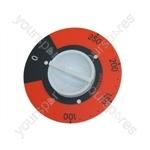 Creda T/o control knob & disc assy ckr 48109 Spares