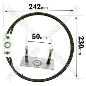 Glen Dimplex 2500 Watt Circular Fan Oven Element