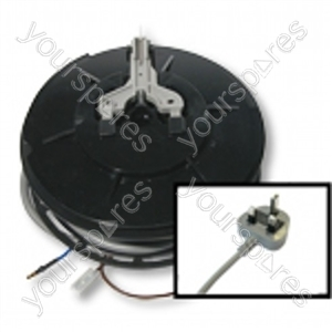 Cable Rewind Assembly