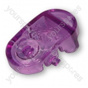 Wand Swivel Catch Trans Violet