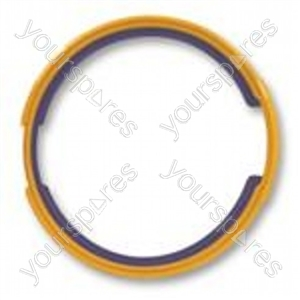 Facia Seal Purple Yellow