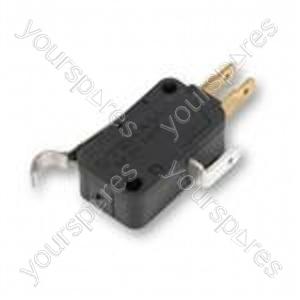 Left Hand Actuator Switch