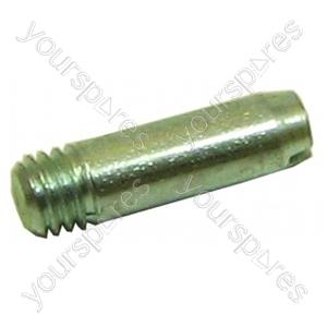 Indesit Fridge and Freezer Lower Hinge Pin M6X13.5