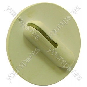 Indesit White Washing Machine Control/Timer Knob