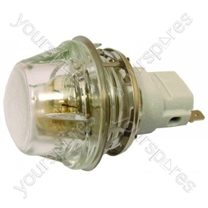 Indesit Oven Lamp Assembly
