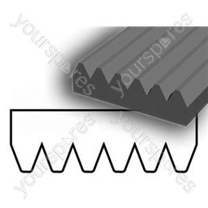 Indesit Washing Machine Drive Belt - 1201/1198 J6