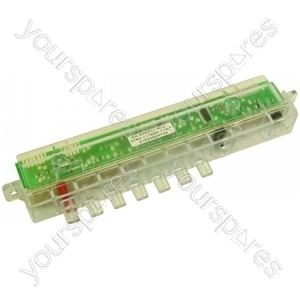 Hotpoint Assy sup card led rohs Spares