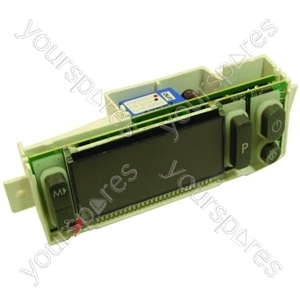 Display Card Lcd 45c M Hotpoint Rohs (dw)