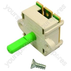 Indesit Dishwasher 8 Function Selector Switch
