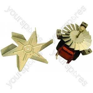 Indesit Oven Fan Motor