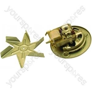 Indesit Fan Oven Motor