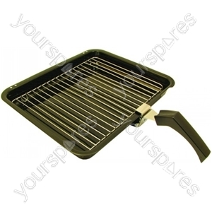 Grill/meat Pan Kit